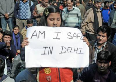 Indian capital New Delhi declared worst city for women rapes in World: International survey report