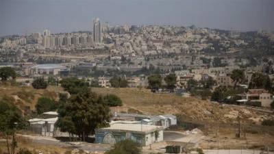 Israel starts construction of settlements in East Jerusalem Al Quds