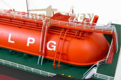 LPG-air mix plants installation project enters implementation phase