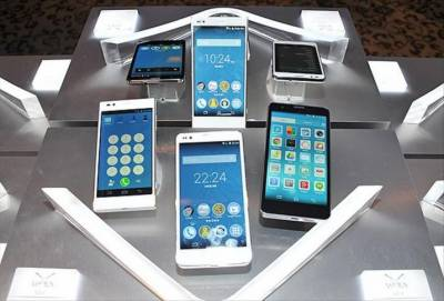 Mobile phone imports register tremendous increase in 2017