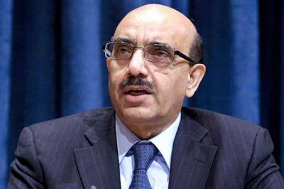 Nobody to be allowed to sabotage CPEC: President AJK Masood Khan