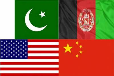 Quadrilateral dialogue in Muscat to seek politically negotiated settlement on Afghan war