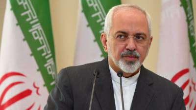 Trump speech violated Iran nuclear deal: Zarif