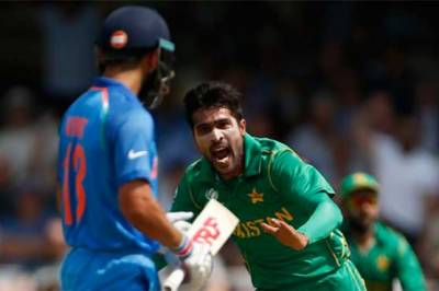 What Indian Skipper Virat Kohli has to say about Mohammad Amir