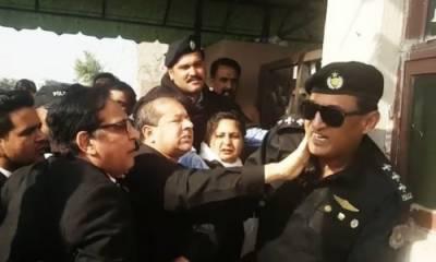 Additional Advocate General Khawar Ikram Bhatti dismissed from service