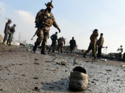 Afghan Police Headquarters attacked by Taliban, 32 killed, 200 severely injured