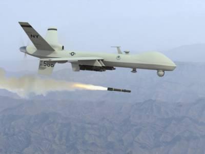 Another US drone strike on Pak - Afghan border targeting TTP, JuA