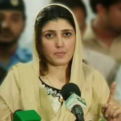 Ayesha Gulalai falls to yet another low against Imran Khan