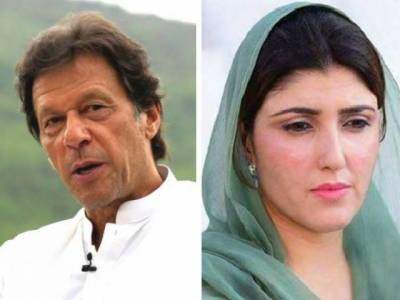 Ayesha Gullalai to contest next election against Imran Khan