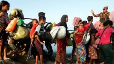 Bangladesh asks India to take more responsibility for Rohingya Muslims