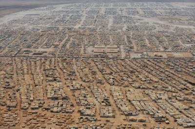 Biggest refugee camps in the world