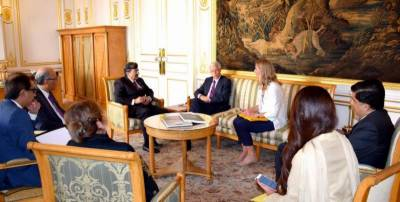 Commerce Minister asks French investors to take benefit of Pakistan's business friendly policies