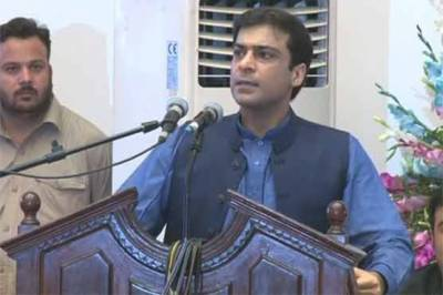 Hamza Shahbaz surfaces on political scenario