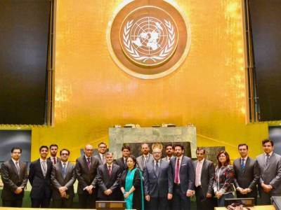 Indian dreams of isolating Pakistan shattered at UN