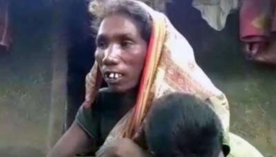 Indian girl dies of starvation after ration refused