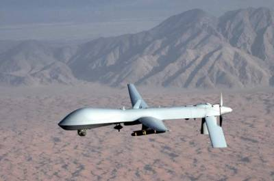 ISPR responds to the drone strikes at Pak - Afghan border