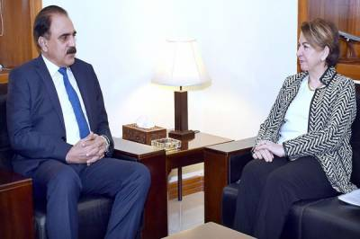Pakistan France vow to enhance bilateral ties