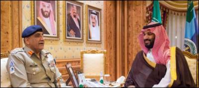 Pakistan - Saudi Arabia revive strategic ties