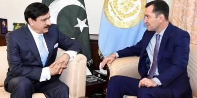 Pakistan Tajikistan bilateral ties to be enhanced: Tajik Ambassador