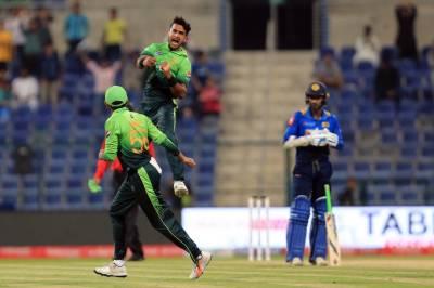 Pakistan Vs Sri Lanka 2nd ODI match scorecard