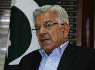 Pakistan wants to good relations with US on mutual respect: Asif