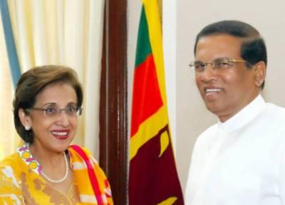 Sri Lankan President keen to enhance ties with Pakistan