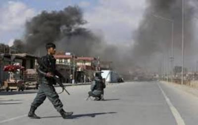 Suicide attack kills 6 in Afghanistan