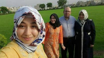 Turkish family deported from Pakistan arrested in Turkey