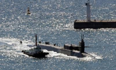US, South Korea begin major navy drill