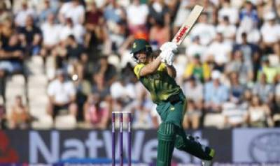 AB De Villiers blistering career best innings clinches series for South Africa