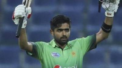 Babar Azam makes historic records