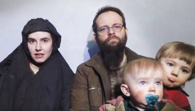How US located the US-Canadian hostage couple in Pakistan