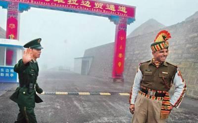India perturbed at rising military gap with China