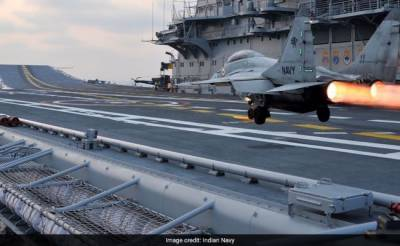 Indian Navy to get latest technology from US for its Aircraft carrier
