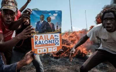 Kenya opposition suspends protest campaign after deaths