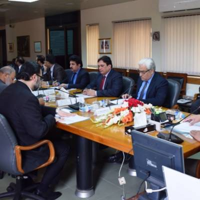 NAB Chairman holds important meeting in Headquarters