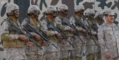 Pakistan Saudi Arabia joint military drills kick off