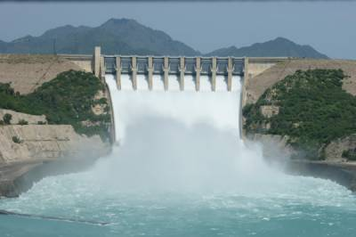 Tarbella dam 5 units shut down