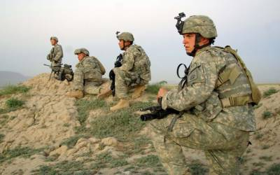 US - Afghan Forces launch operation along borders with Kurram Agency in coordination with Pak Army