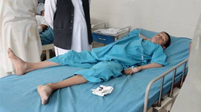 US Forces open fire on Afghan children asking