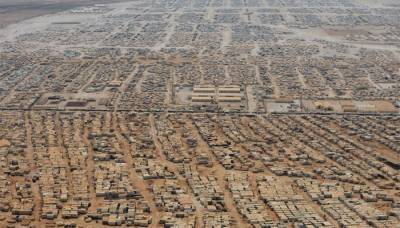 World's largest refugee camp setup