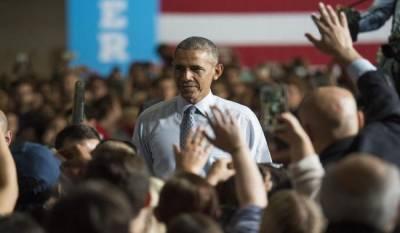 Barack Obama returns back to political arena