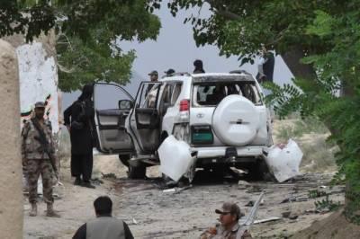 Blast in Mastung, Balochistan