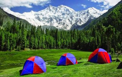 Govt promotes mountaineering tourism in GB: Minister