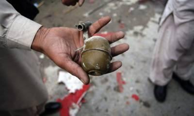 Grenade blast in Gwadar, Balochistan