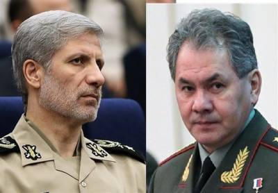 Iran Russia enhance defence and strategic ties