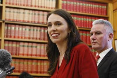 New Zealand gets its youngest Prime Minister, Jacinda Ardern
