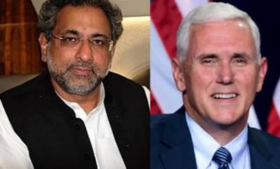 Pakistan, US agree to strengthen bilateral ties for peace, prosperity in region