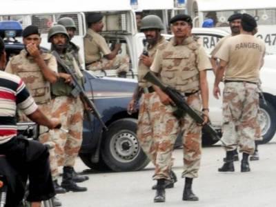 Sindh Rangers kill Lyari gang war gangster in Karachi