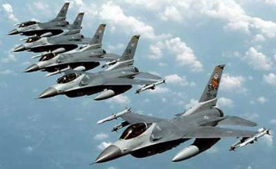 US gets another order worth $3.8 billions for F-16 fighter jets